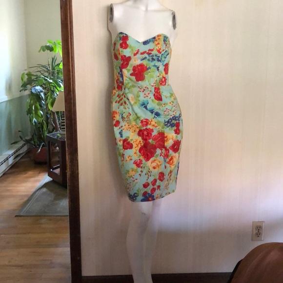 Milly Dresses & Skirts - Pretty Strapless Dress